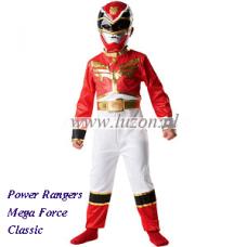 Power Rangers Megaforce verkleedpak Classic
