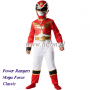 Power Rangers Megaforce verkleedpak Classic