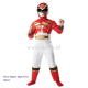 Power Rangers Megaforce verkleedpak Deluxe