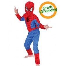 Spiderman Verkleedpak