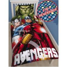 Avengers Shield Marvel dekbedovertrek