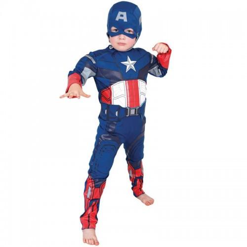 Wonderlijk Captain America Verkleedpak FW-41