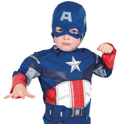 Fonkelnieuw Captain America Verkleedpak SQ-77